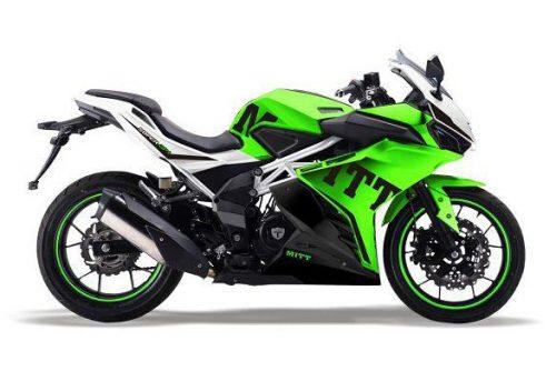 Motorräder über 125cm³