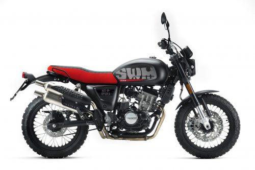 Motorräder 125cm³