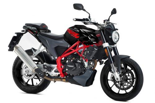 Motorräder bis 125cm³